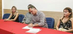 PMJP firma convênio com IESP para oferecer estágios a alunos da área de saúde