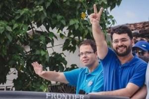 Empresário revela que Luiz Antônio o levou para Central de Polícia para denunciar Berg