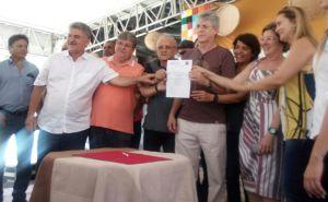 No Conde, RC diz que ataque de Aluísio Régis à Márcia Lucena é ato de covardia