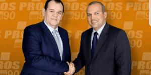 Após declaração de Trócolli, presidente nacional do PROS grava vídeo com André Amaral