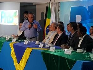 Maranhão diz que Manoel Jr vive dilema sobre o melhor para o PMDB em 2018