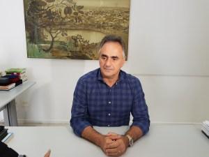 Cartaxo classifica reunião conduzida por RC de circo político e diz que JP tem prefeito