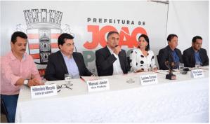 Cartaxo reúne secretariado para balanço da gestão e anuncia conjunto de obras para 2018