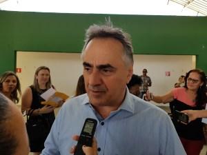 Cartaxo diz que vontade popular deve ser respeitada na escolha do nome da oposição
