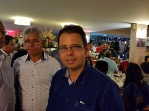 Prefeito diz que governador trabalha para retorno de Berg Lima à prefeitura