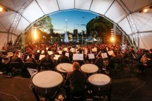 Parque da Lagoa fica lotado no encerramento do Festival Internacional de Música Clássica
