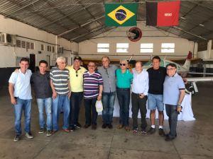 Maranhão participa da eleição da nova diretoria do Aeroclube da Paraíba