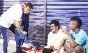 Voluntários vão realizar Ceia de Natal para moradores de rua em João Pessoa