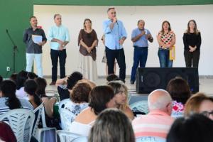 Luciano anuncia mais de meio milhão de reais em prêmios para equipes do Gerente Saúde