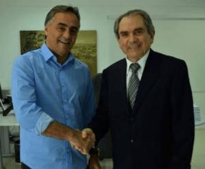 Exclusivo: Lira se reúne com Cartaxo e se aproxima do projeto político do prefeito