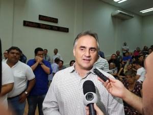 """Cartaxo manda recado para Maranhão: """"Algumas pessoas têm medo da renovação"""""""