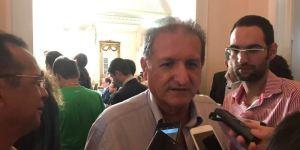 """Hervázio diz que Cássio torce para RC não se candidatar: """"Se for, terá que rever o projeto dele"""""""