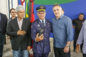 PMJP entrega novos equipamentos para a Guarda Civil Municipal