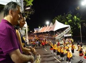 Cartaxo acompanha abertura do Carnaval Tradição em João pessoa