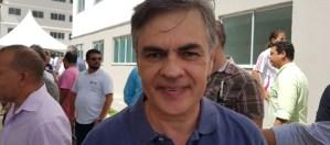 """Cássio sepulta tese de candidatura ao governo: """"Sou candidato à reeleição para o Senado"""""""