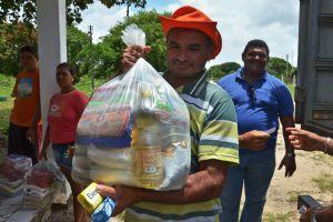 PMJP cadastra famílias de pescadores prejudicadas por vazamento de soda cáustica no Rio Gramame