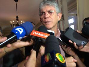 Ricardo rebate proposta de Cássio e responsabiliza tucano por surto de violência na Paraíba