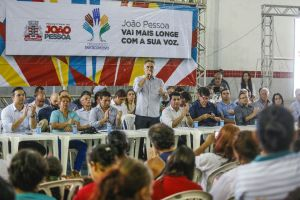 Audiência do OP reúne gestão municipal com população e define prioridades para 5ª e 6ª regiões