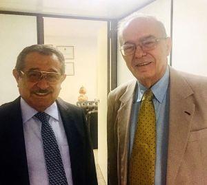 Em Brasília, Maranhão se reúne com Marcondes Gadelha para debater cenário eleitoral