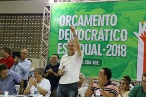 EXCLUSIVO: TRE proíbe João Azevedo de participar de plenárias do OD e RC de mencioná-lo em evento