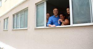PMJP entrega mais uma etapa do Vista Alegre e mais de 25 mil pessoas já foram beneficiadas
