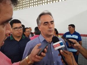 Lembrado por Rômulo para disputar o governo, Lucélio diz que todas possibilidades serão avaliadas