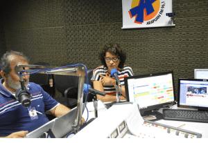 """Durante entrevista em Cajazeiras, Estela afirma: """"A Paraíba não irá retroceder com João Azevedo"""""""