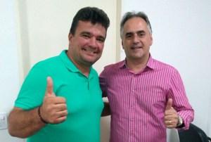 NOVA ADESÃO: Prefeito de São Miguel de Taipu anuncia apoio a Lucélio Cartaxo para o Governo