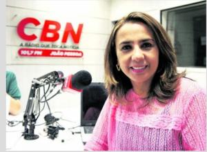 Luto na imprensa paraibana: Morre em João Pessoa apresentadora da rádio CBN