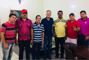 Aguinaldo cumpre extensa agenda durante o fim de semana em Serra Redonda e Cabaceiras