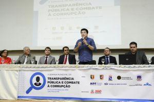 PMJP abre II Semana da Transparência e debates começam com palestra do superintendente da CGU