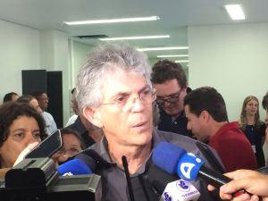 Ricardo evita comentar ingresso de Cartaxo ao PV, mas ressalta que está aberto ao diálogo com prefeito