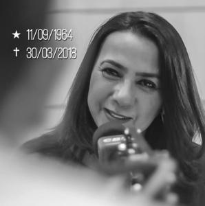 Senador José Maranhão lamenta falecimento da jornalista Nelma Figueiredo