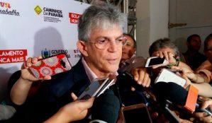 MPC emite parecer pela reprovação das contas do ex-governador Ricardo Coutinho