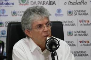 EXCLUSIVO: Ricardo pede contagem de tempo de serviço na UFPB para receber aposentadoria quando terminar mandato