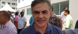 """""""Ricardo mostra mais uma vez sua mentalidade atrasada"""", diz Cássio apos ataques do governador"""