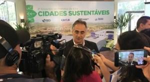 Cartaxo discute aprovação do projeto João Pessoa Cidade Sustentável com Senado e Secretaria do Tesouro Nacional