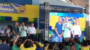 Vídeo: Em Guarabira, Lucélio alfineta socialistas e diz que fará um governo de avanço e não de continuidade