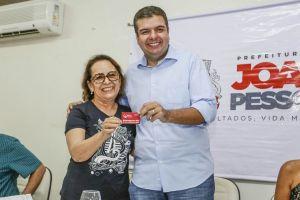 PMJP lança Cartão do Aposentado Municipal e oferece acesso a mais serviços para idosos do IPM