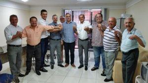 Partido Democracia Cristã  anuncia aliança e fortalece pré-candidatura de Lucélio ao Governo