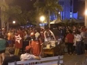 MST monta acampamento #LulaLivre na Praça dos Três Poderes, com apoio de Frentes Sociais e do PT-PB