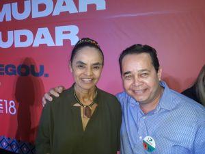 Rede Sustentabilidade lança pré-candidatura de Ronaldo Luiz à Câmara Federal