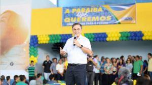 """Cássio: """"A Paraíba precisa voltar a sorrir, com emprego, fraternidade e sem perseguições"""