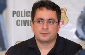 Secretário de Administração Penintenciária entrega cargo ao governador Ricardo Coutinho