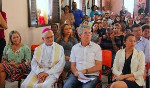 Ricardo Coutinho participa da entrega do Centro de Telemedicina do Hospital Padre Zé