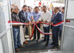 PMJP entrega Centro Municipal de Hemodiálise e amplia atendimento público para pacientes com doenças renais
