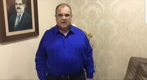 Rômulo Goveia assinou termo e pediu formalmente para deixar o hospital Santa Clara