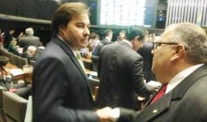 Presidente da Câmara dos Deputados, Rodrigo Maia participará do velório de Rômulo Gouveia