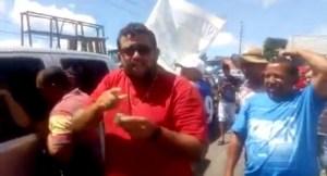 Armação política: Vaias ao vereador Kita foram protagonizadas por aliados de Luiz Antônio