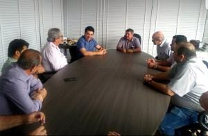 Manoel Júnior visita a Asplan e confirma  sua pré-candidatura ao senado